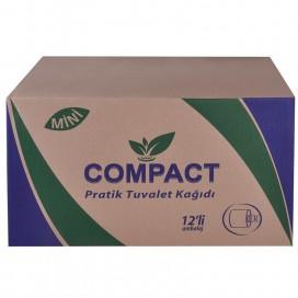 Compact Pratik Papier Hygiénique