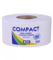 Compact Mini Jumbo Papier Hygiénique