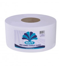 May Mini Jumbo Papier Hygiénique